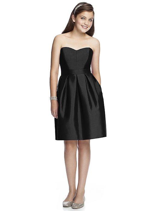 Junior Bridesmaid Dress JR522: The Dessy Group