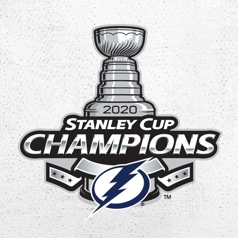 Tampa Bay Lightning in 2020 Sport team logos, Team logo