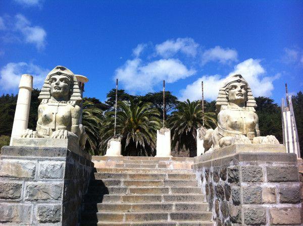 Ruinas del Palacio de Tanumé, costa de la 6ta región. @alb0black    http://t.co/gohvZ7vgLg