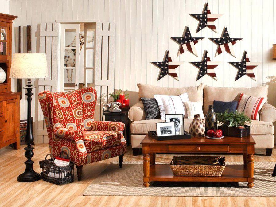 Wall Ideas: Americana Folk Art Wall Decor American Flag Wall Art ...