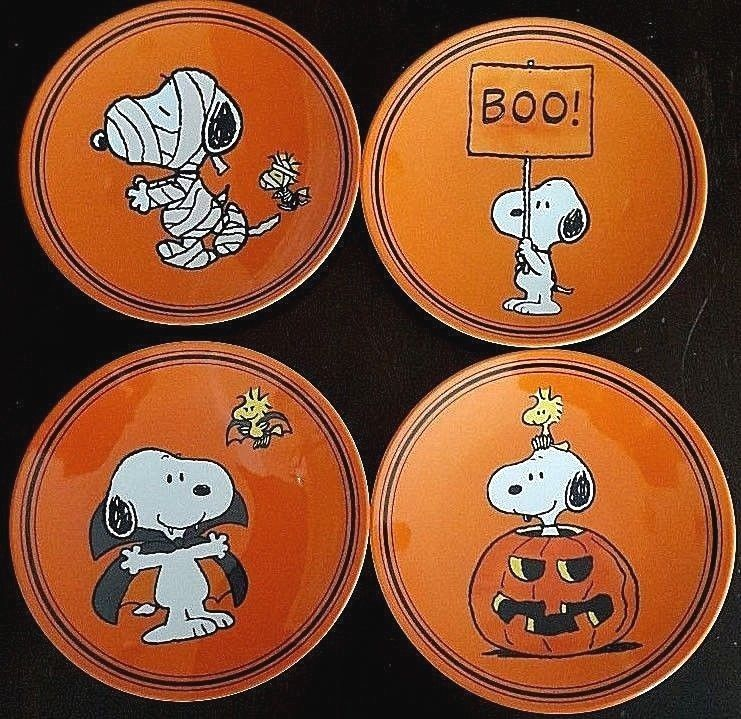Pottery Barn Kids Snoopy Peanuts Charlie Brown Halloween