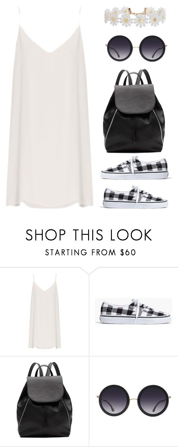 """""""Senza titolo #6256"""" by waikiki24 ❤ liked on Polyvore featuring Raey, Madewell, Witchery, Alice + Olivia and Humble Chic"""