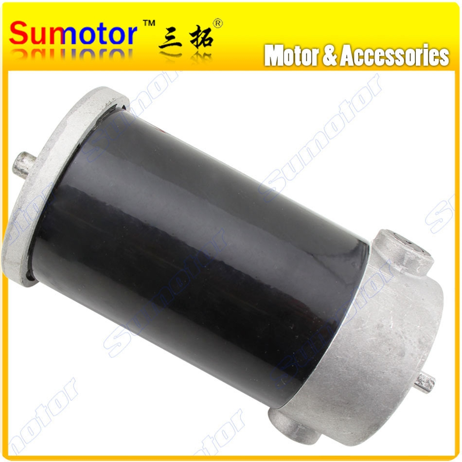 139.99$  Watch here - http://ali7rm.worldwells.pw/go.php?t=32239617699 - R80170 1800rpm DC 24V 100W with tail axle /shaft for encoder, Industry High speed large torque Electric DC motor Durable brush 139.99$