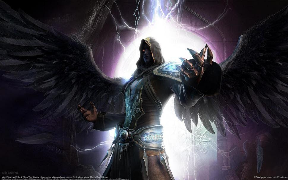 25 Anime Dark Knight Wallpaper Di 2020