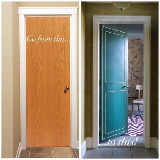 Interior Door Diy Ideas: Ideas For Interior Door Trim