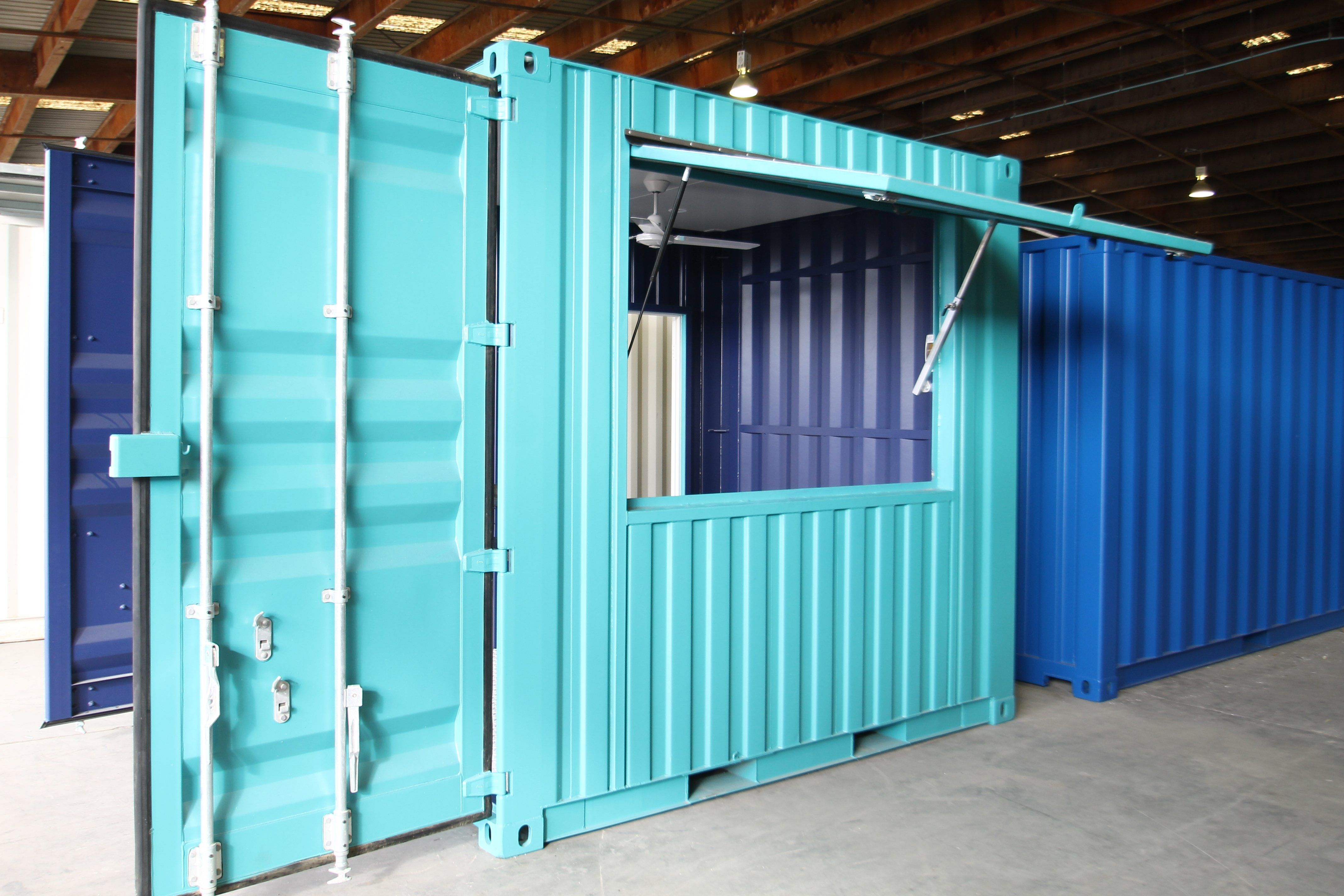 Royal Wolf S 10ft Mini Pop Up Container Shops Offer The Perfect Combination Of Portability And Security For Your Busine Container Shop Pop Up Shops Pop Up Shop