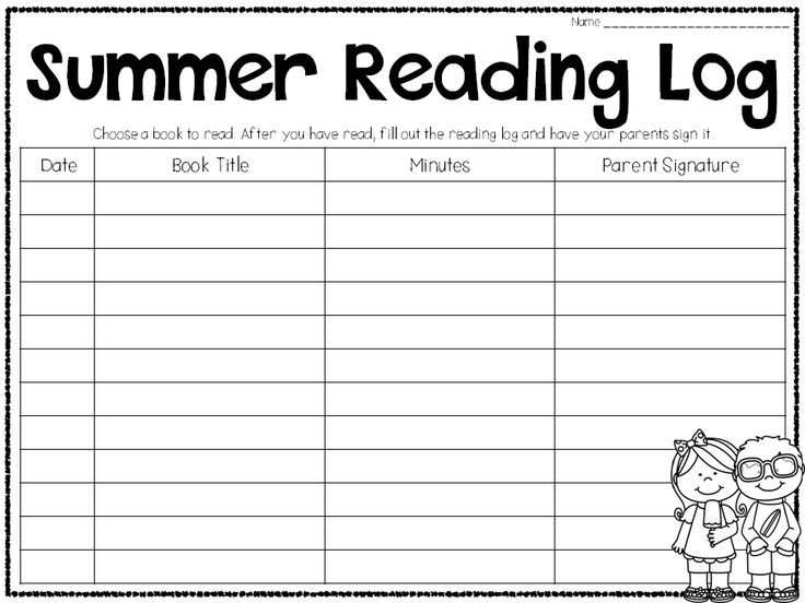 Summer Packet for 1st Graders {Worksheets, Checklists