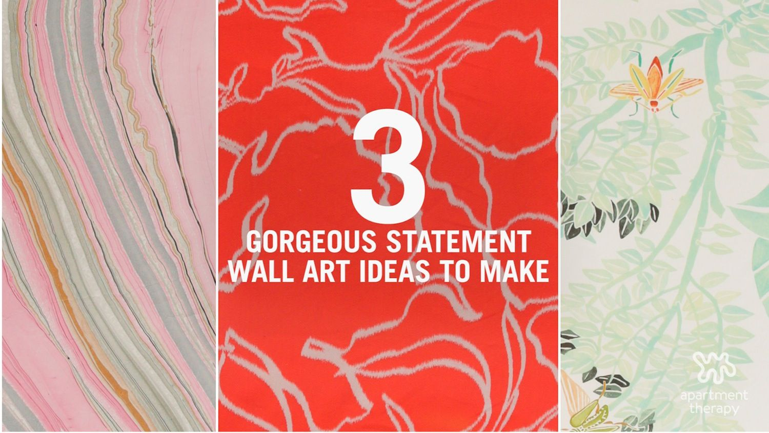 gorgeous statement wall art ideas to adorn those empty walls