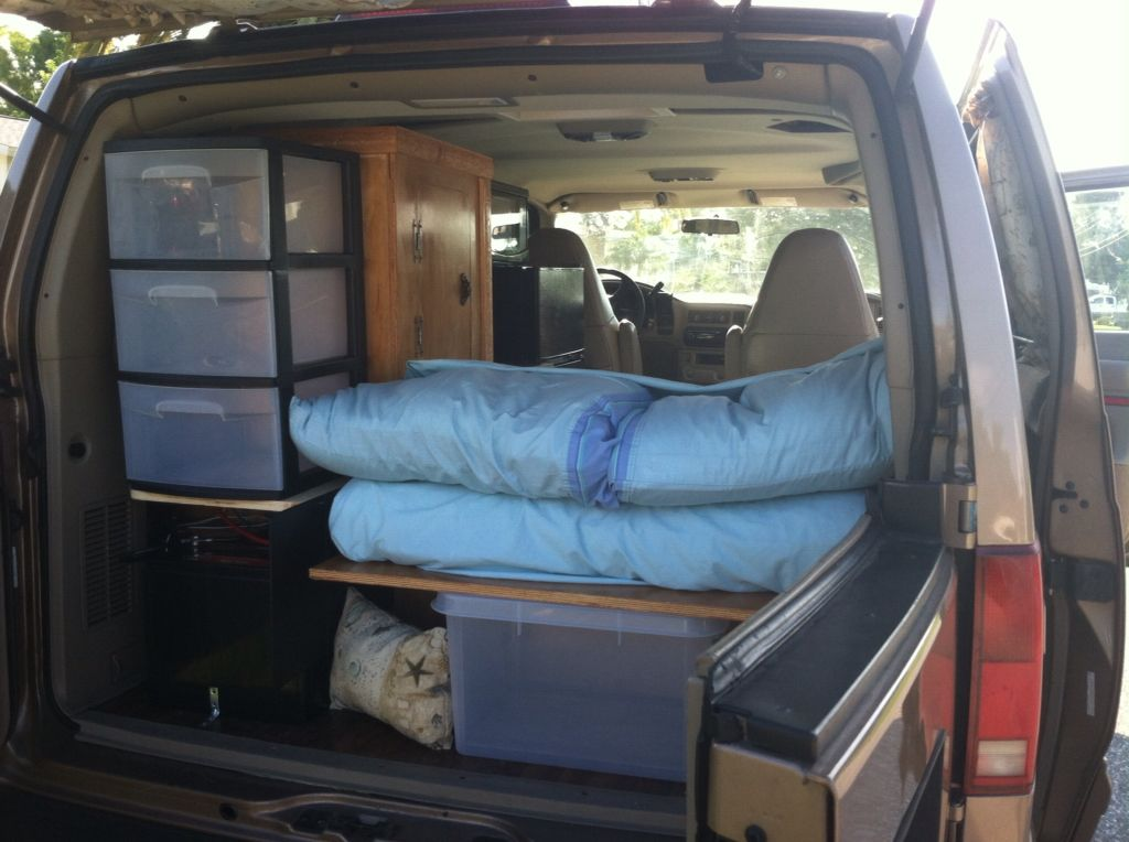 Custom RV Camper Van Stealth Conversion We Built To Be Totally Off Grid With Solar