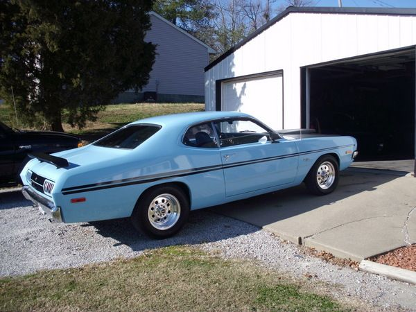 1972 Dodge Dart Demon 340 Maintenance Restoration Of Old Vintage Vehicles The Material For New Cogs Caster Hot Rods Cars Muscle Classic Cars Muscle Dodge Dart
