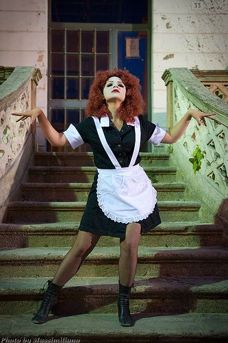 Magenta The Rocky Horror Picture Show Rocky Horror Costumes Rocky Horror Picture Show Costume Rocky Horror