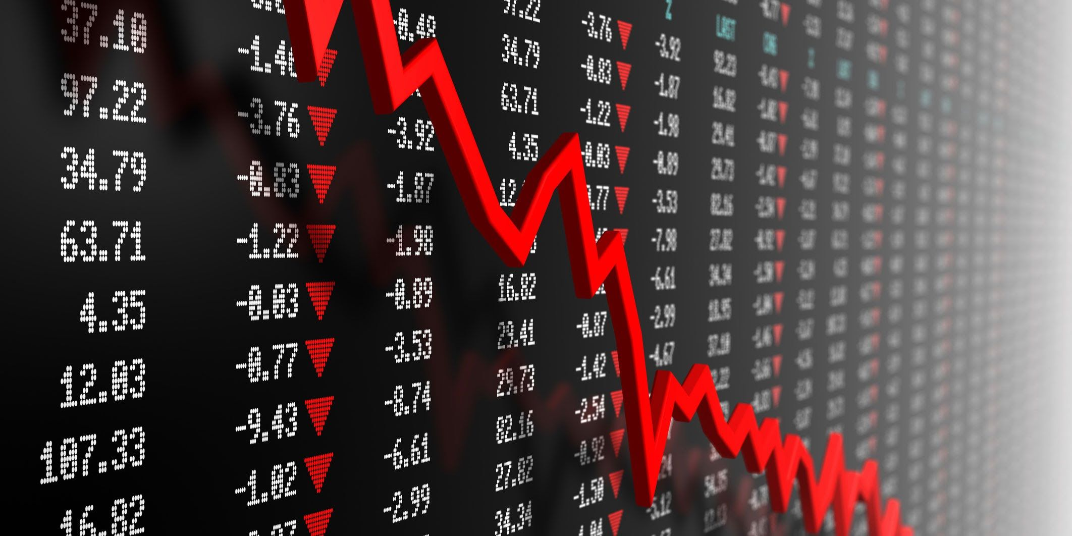 China S Stock Market Is Getting Pummeled And History Shows That Is Bad News For Us Markets Stock Market Financial Markets Investing