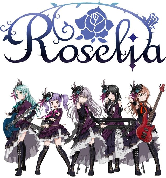 Check Live Performance of Roselia, New Girls Band from