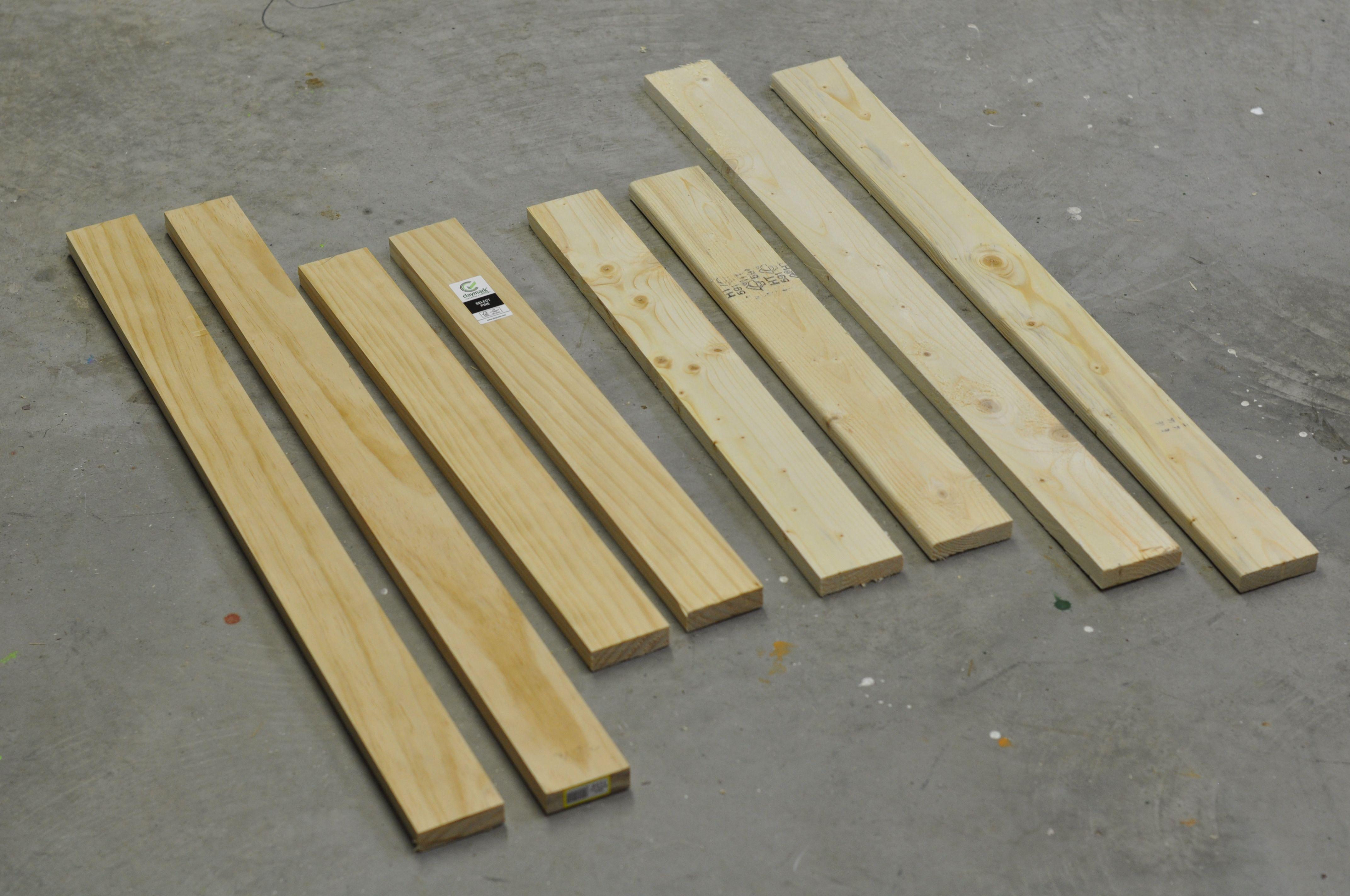 Build your own float frame diy canvas frame floating