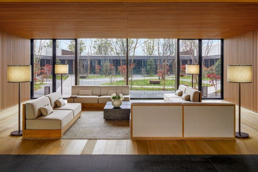 Amanyangyun In Shanghai China By Kerry Hill Architects Kerry