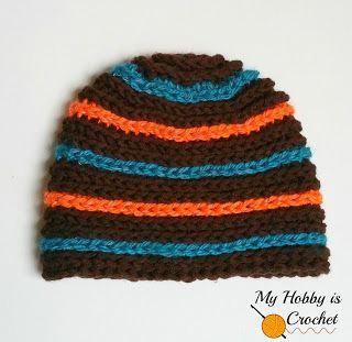 633d9d49866 My Hobby Is Crochet  Ribbed Men Hat - Free Crochet Pattern REVIEW   hobbiesformen