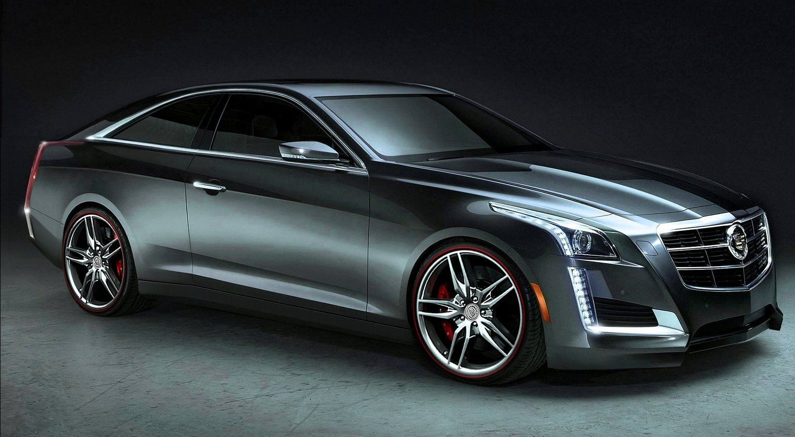 2015 Cadillac Cts Coupe I Would Drive This Car Because I Might Use
