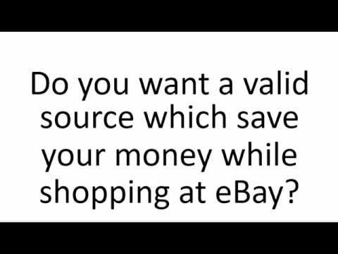 eBay Promo Code 2018 & $10 Off Coupon Codes That Work | eBay Coupons ...