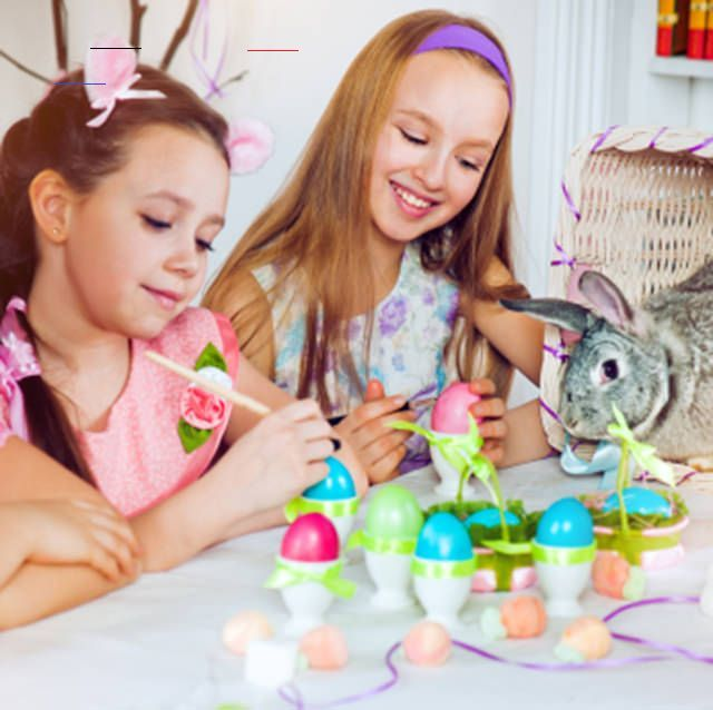 How to decorate Easter eggs with children How to decorate …