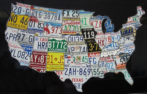 Seeing all 50 states is a dream of many who travel by RV Drive