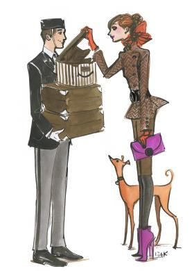 #henribendel #illustrations Henri Bendel #henribendel #illustrations #wendyheston likes  #charmiesbywendy loves #henribendelilustrations #shopbendel