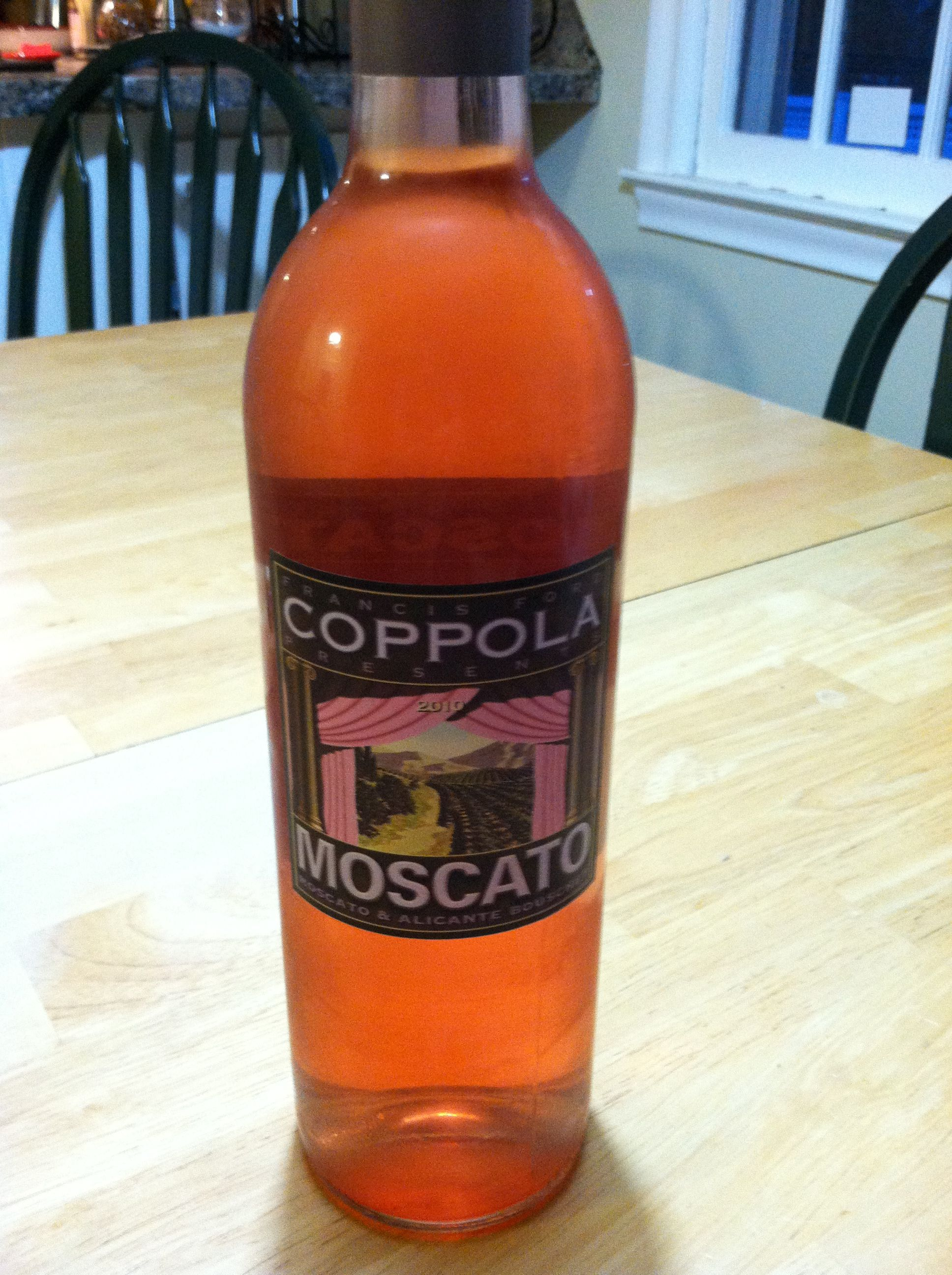 Coppola Moscato Highly Fragrant And Lusciously Fruity Akin To Drinking A Light Fluffy Apricot Cloud Followed By Light Sweet Wine Fruity Alcoholic Drinks