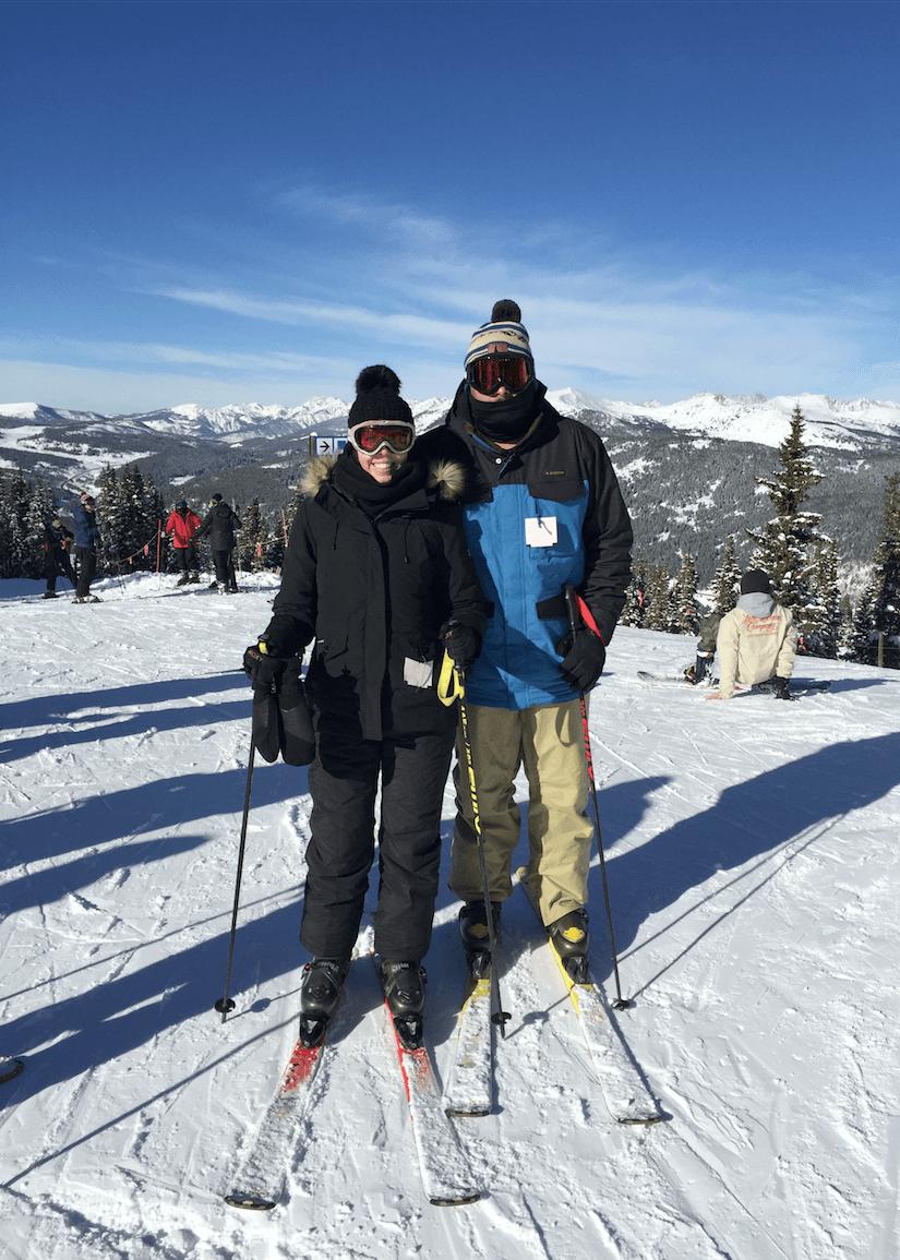 Family Ski Trip To Colorado Skiing Colorado Copper Mountain