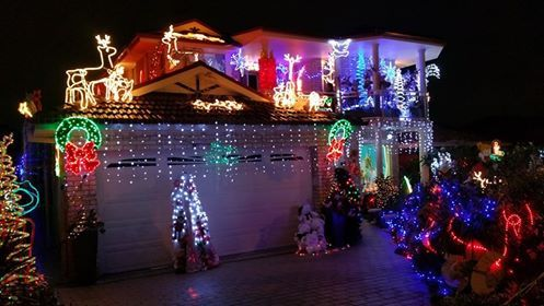 65 Christmas Light Decoration Ideas to Transform Your Home into a