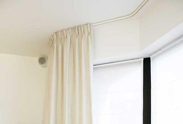Gebogen Rails Voor Gordijnen.Gebogen Rail Voor Gordijnen Gordijnen Curtains Home En Home Decor