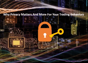 The privacy of cryptocurrency