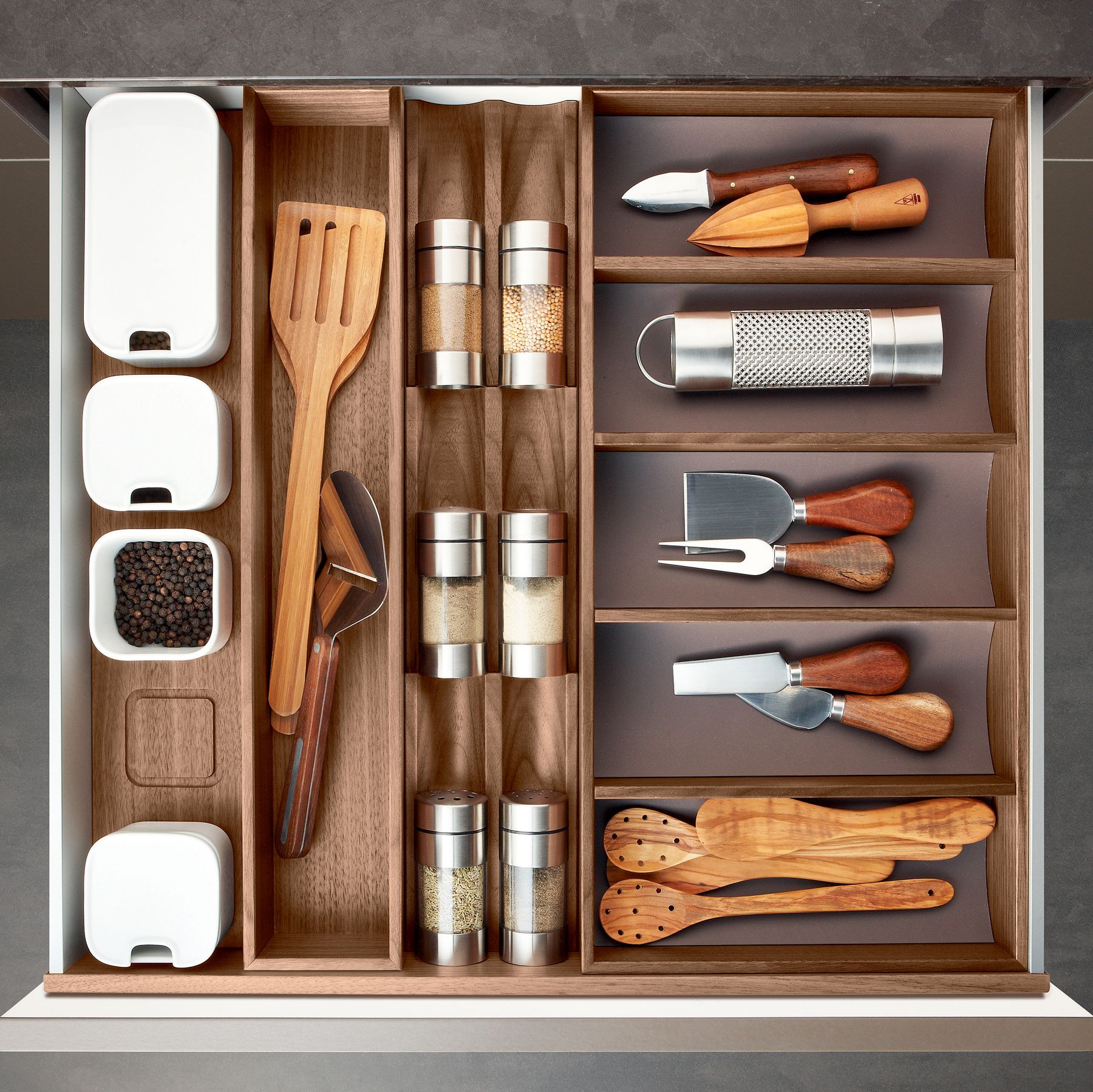 x drawer inserts knife insert in organizer for cabinet use drawers of best kitchen unique