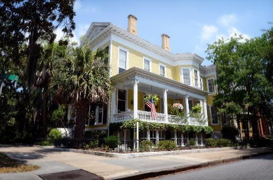 Forsyth Park Inn Savannah Ga B Reviews Tripadvisor
