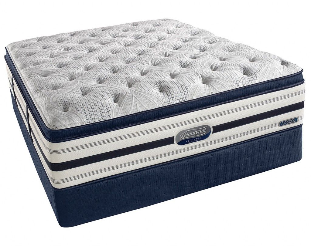 the simmons beautyrest pinetta plush offers comfort and support