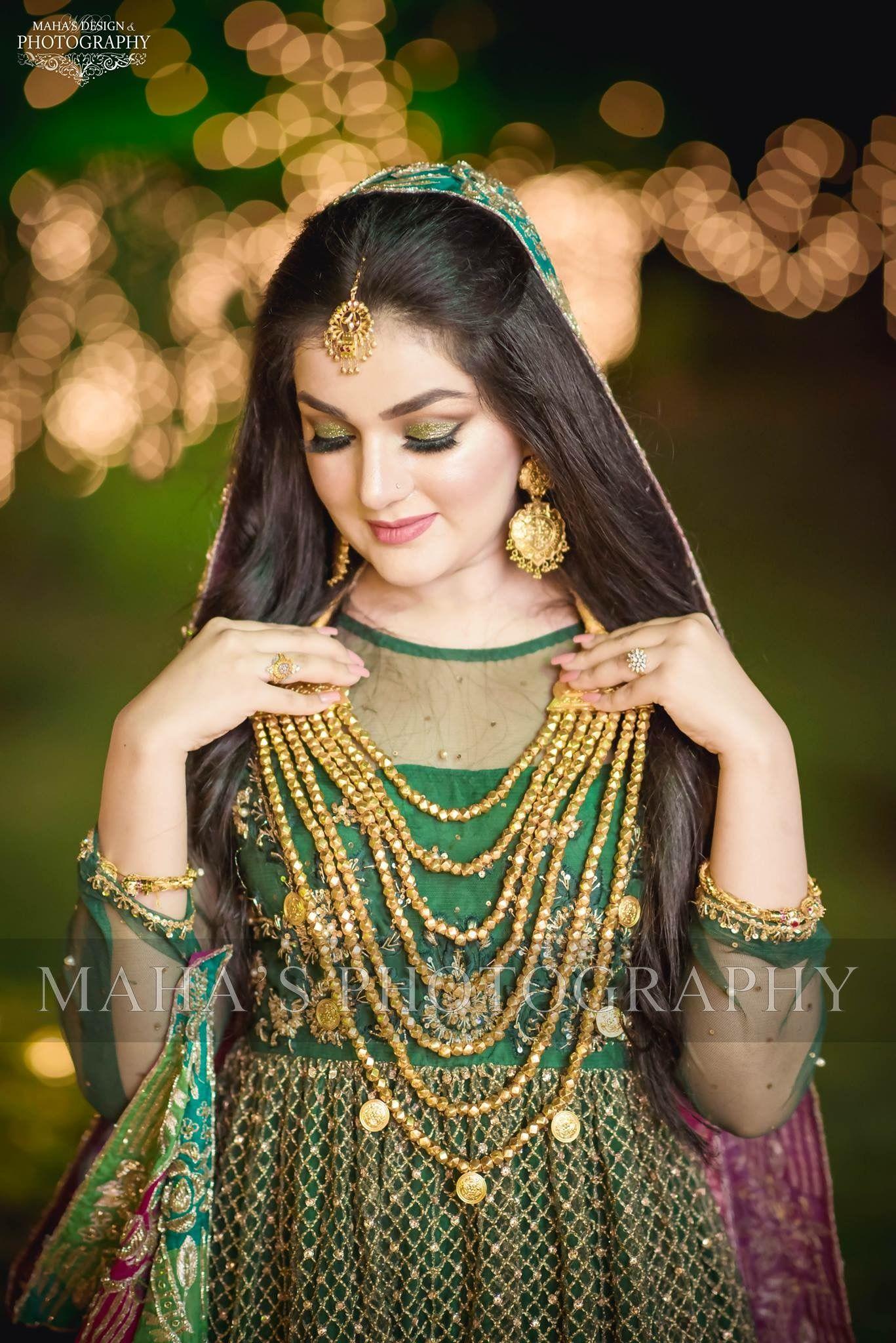 Mayun Bride Bridal Dress Design Pakistani Bridal Makeup