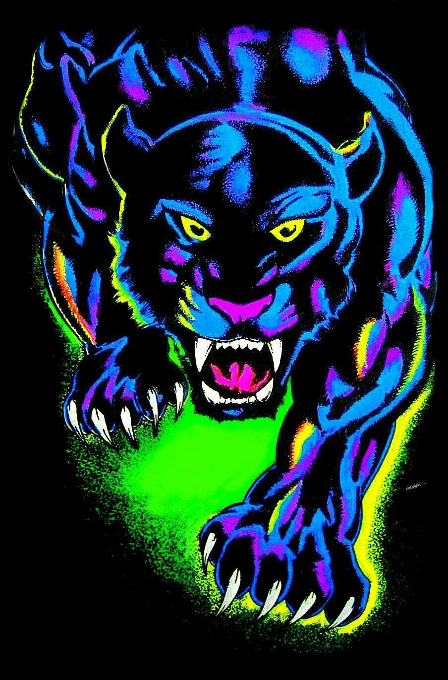 """BLACK PANTHER"" 