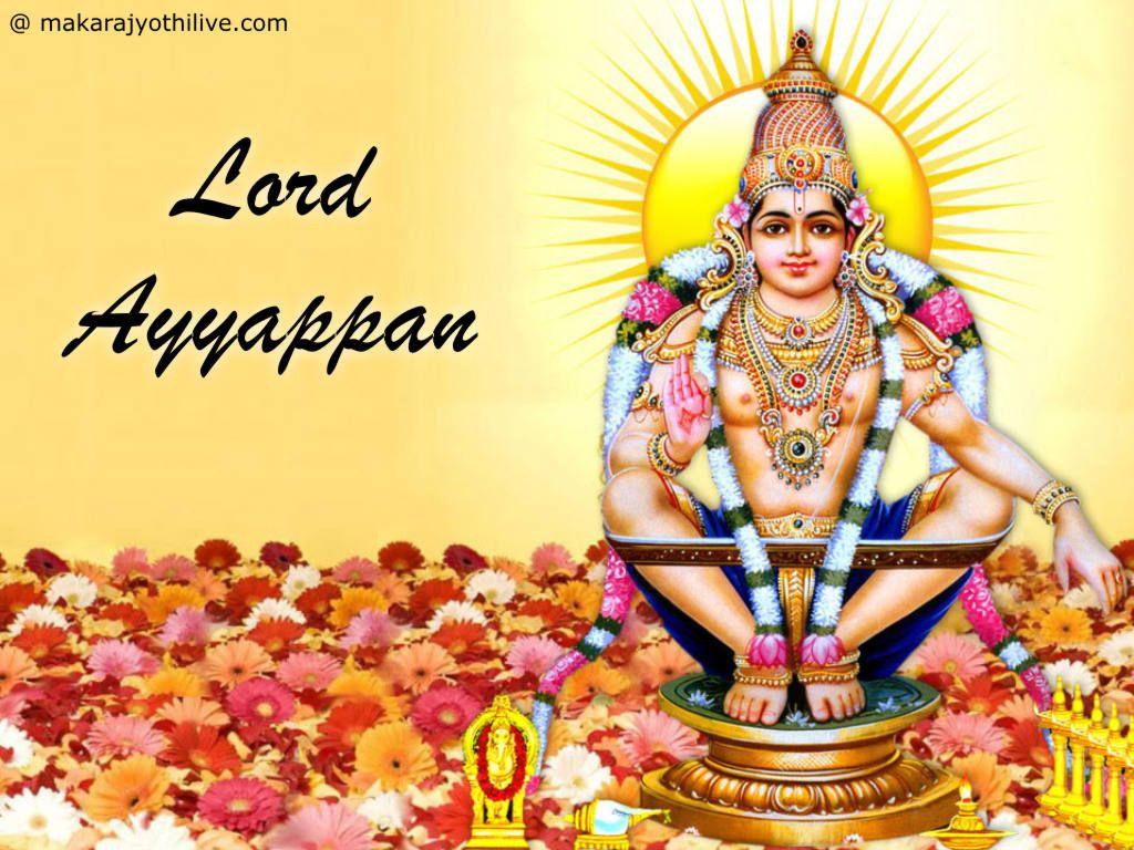 Ayyappa Wallpaper - Makara Jyothi Live