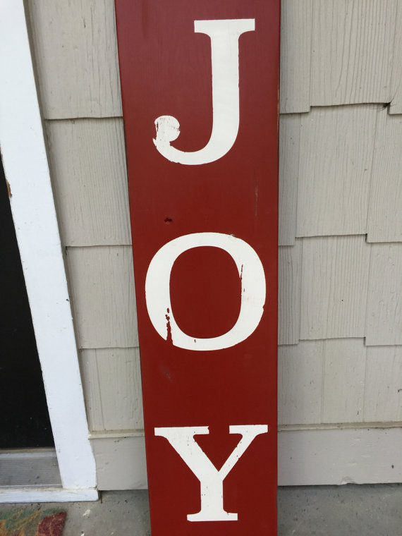 Reversible Outdoor Sign Front Porch Sign Happy Fall Yall