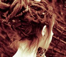 Inspiring picture beads, branches, dread, dreadlocks, dreads. Resolution: 500x651 px. Find the picture to your taste!