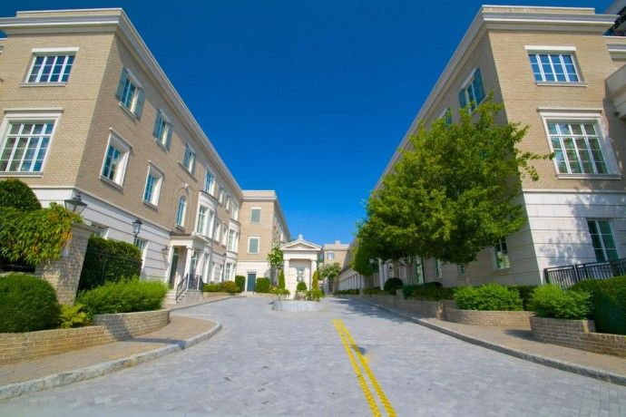 Regents Park Buckhead Atlanta Townhomes Atlanta Condo Luxury Townhomes Townhouse