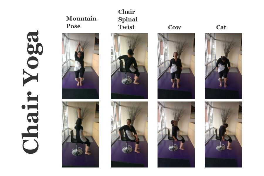 Exercises What Is Chair Yoga
