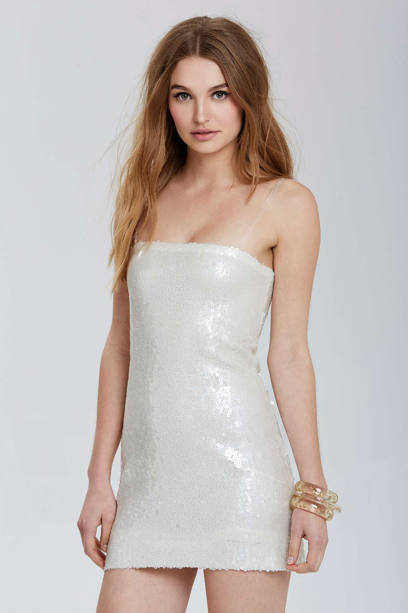 Vintage Chanel Étampes Sequin Dress