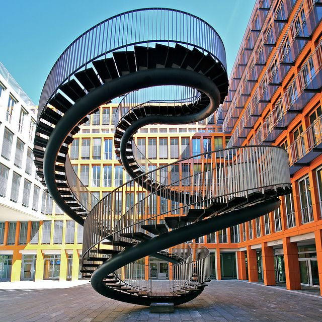 : The Infinite Staircase
