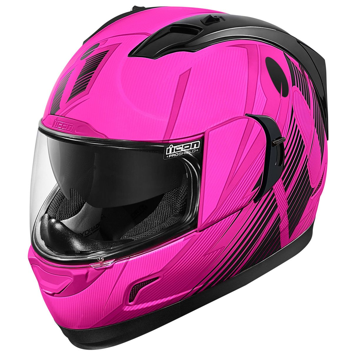 ICON Alliance GT Primary Pink Full Face Helmet – 0101-9016