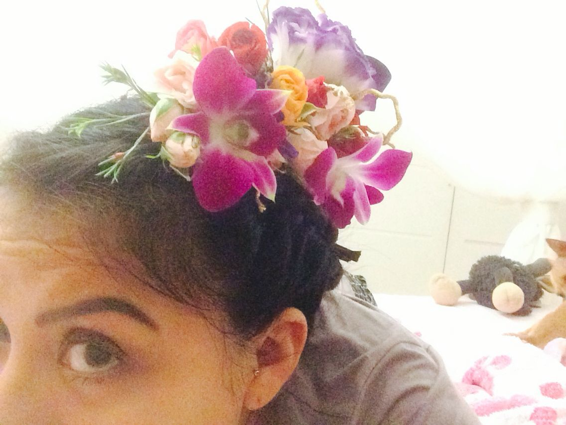 Orquídeas+ Mini Roses