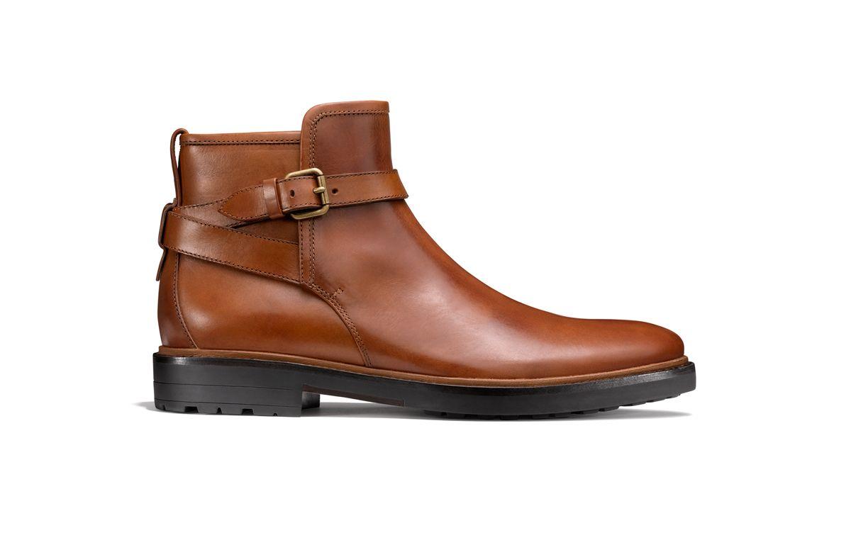 Voici les premières chaussures pour homme de Coach