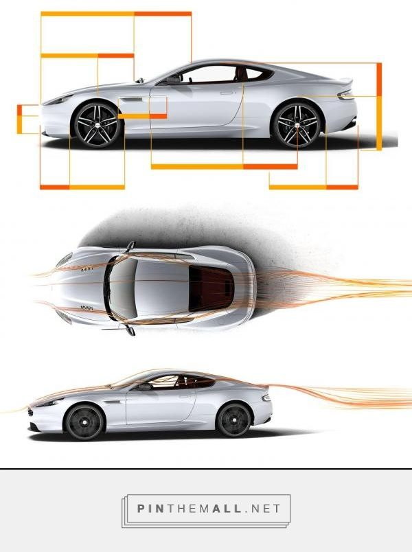 Aston Martin Db9 Golden Ratio A Grouped Images Picture Golden Ratio Aston Martin Car Design Sketch