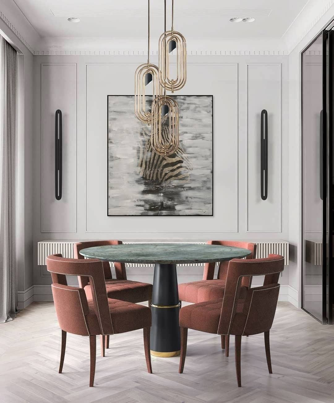 Interior Design Trends To Spice Up Your Dining Room In 2020 In
