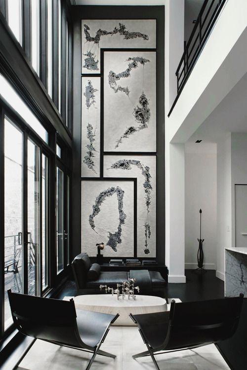 Modern Row House By Lukas Machnik Avec Images Decoration