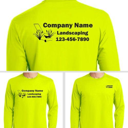 Lawn Service Uniform Lawn service, Lawn care business