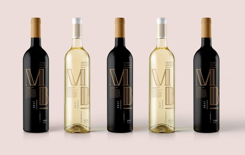 30 Creative and Unusual Wine Label Designs • TheCoolist ... |Wine Bottle Graphic Design